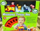 Navystar Müzikli Tren Seti Navstar Musical Train Set