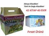 Dünya Klasikleri 1 Ve Türk Ve Doğu Klasikleri Setl 42 Kitap