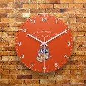 Fmc1277 Anneler Gününe Özel Hediye Mdf Duvar Saati 39cm