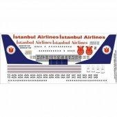 Dat01008 1 144 İstanbul Airlines B737 400 Dekal Çı