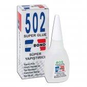 502 Süper Sıvı Yapıştırıcı Orjinal Ürün
