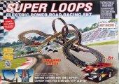 Super Loops Elektrikli Büyük 695 Cm Yarış Pisti