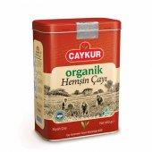 çaykur Organik Hemşin Çayı 400 Gr Teneke Kutu Kargo Bedava