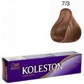 Koleston Tüp 7 3 Fındık Kabuğu Saç Boyası