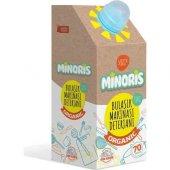 Minoris Organik Bulaşık Makinesi Sıvı Deterjan Sül...