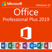 Microsoft Office 2019 Retail Lisans