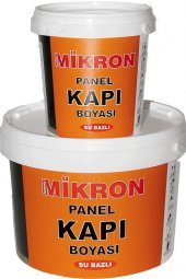 Mikron Panel Kapı Boyası 2,5 Lt.