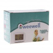 Weewell Whm120 Hygro Thermometer