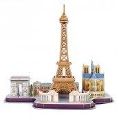 City Line Paris 3d Puzzle