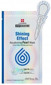 Leaders Stepsolution Shining Effect Aquatoning Pearl Mask