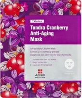 Leaders 7 Wonders Tundra Cranberry Antı Agıng Mask