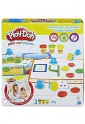 Play Doh Rakamları Ve Saymayı Öğreniyorum B3406 Hasbro