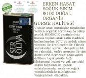 Seroliva Odullu Organik Sızma 1lt