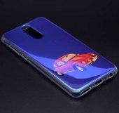 Huawei Mate 10 Lite Kılıf Lopard Fani Silikon Kapak