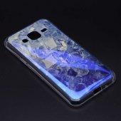 Samsung Galaxy J7 2016 Kılıf Lopard Fani Silikon Kapak