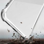 Samsung Galaxy S9 Plus Kılıf Anti Shock Silikon Kapak Arka Koruma