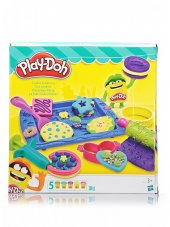Playdoh Yaratıcı Mutfağım Kurabiye Seti Hasbro Lisanslı