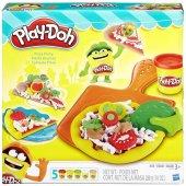 Playdoh Yaratıcı Mutfağım Pizza Partisi Hasbro Lisanslı