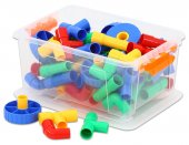 Lego Tekerlekli Boru 64 Parça