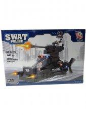 Lego Swat Police 141 Parça Lego Seti