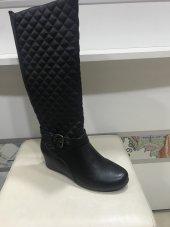 Polaris Siyah Kadın Çizme