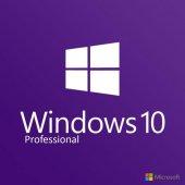Windows 10 Pro Retail Lisans Anahtarı 32&64 Bit