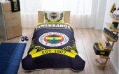 Zorlu Fenerbahçe Lisanslı Yatak Örtüsü Seti Fb Logo