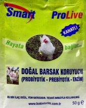 Smart Prolive Doğal Bağırsak Koruyucu Prebiyotikj 50 Gr