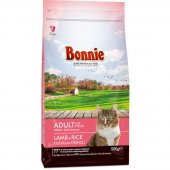 Bonnie Kuzu Etli Yetişkin Kedi Maması 1,5 Kg