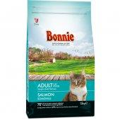 Bonnıe Somonlu Yetişkin Kedi Maması 1,5 Kg