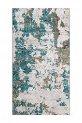 Passion 7003 180x280cm Mavi Kaydırmaz Halı