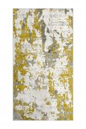 Passion 7003 80x150cm Sarı Kaydırmaz Halı