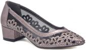 Gedikpaşalı Prk 9y 505 Platin Bayan Ayakkabı Abiye