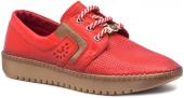Mammamia D19ya 4595 Kırmızı Bayan Ayakkabı Casuel