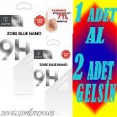 Huaweı P20 Blue Nano Kırılmaz Ekran Koruyucu