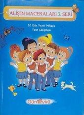Gün Öykü Yayınları Alişin Maceraları 2.seri