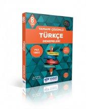 Yanıt Yayınları 8.sınıf Lgs Türkçe 20+2 Branş Denemesi