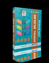 Yanıt Yayınları 7. Sınıf Sosyal Bilgiler Soru Bankası