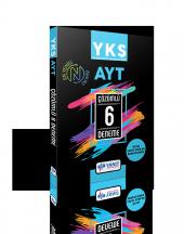 Yanıt Yayınları Yks Ayt 6 Fasikül Çözümlü Deneme