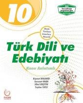 Palme Yayınları 10.sınıf Türk Dili Ve Edebiyatı Konu Anlatımlı