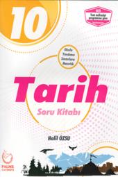 Palme Yayınları 10.sınıf Tarih Soru Kitabı