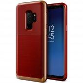 Vrs Design Samsung Galaxy S9 Plus High Pro Shield Kılıf Red Blush Gold
