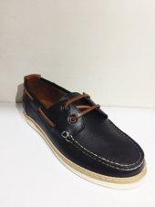 21808 Jump Siyah Erkek Ayakkabısı Ücretsiz Kargo