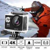 Angeleye Ks 504 Authentic H9 4k Ultra Hd Wifi 2 İnç Aksiyon Kamer