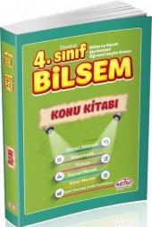 Editör Yayınları 4. Sınıf Bilsem Konu Kitabı...
