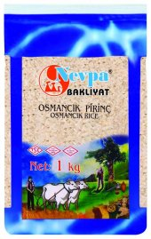 Nevpa Osmancık Pirinç 1 Kg