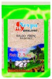 Nevpa Baldo Pirinç 2,5 Kg