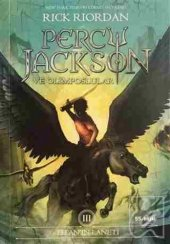 Titan In Laneti Percy Jackson Ve Olimposlular Rick Riordan Doğa