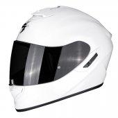 Scorpion Exo 1400 Air İnci Beyazı Kapalı Motosiklet Kaskı