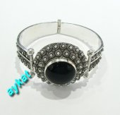 Blk 119 Telkari Gümüş Bilezik